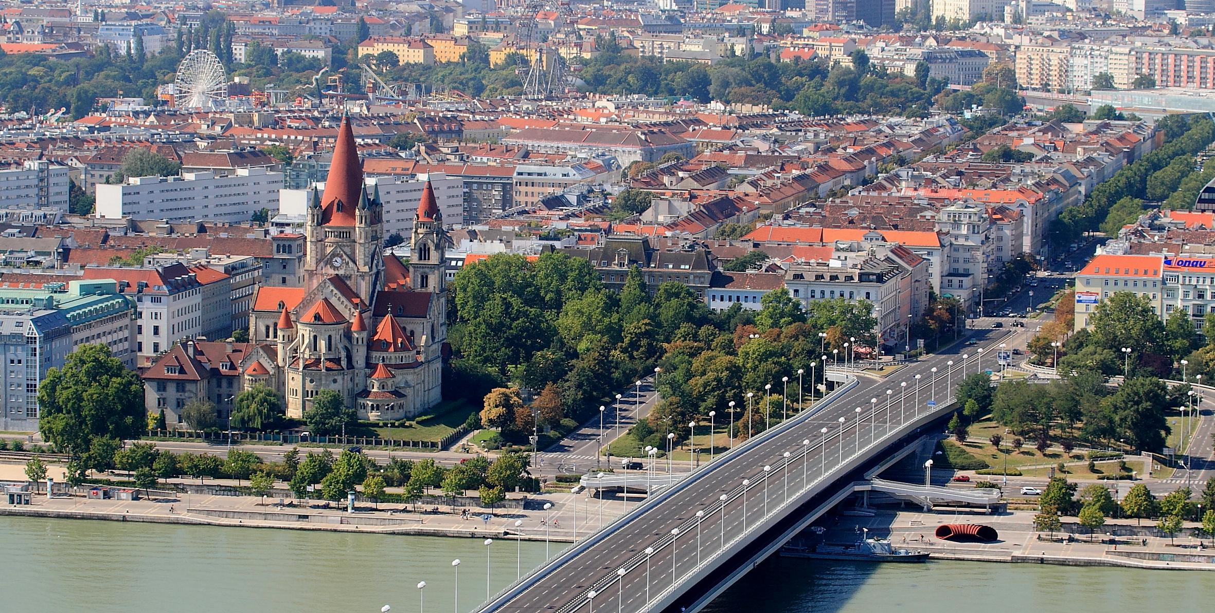 Интересные и необычные достопримечталности Вены
