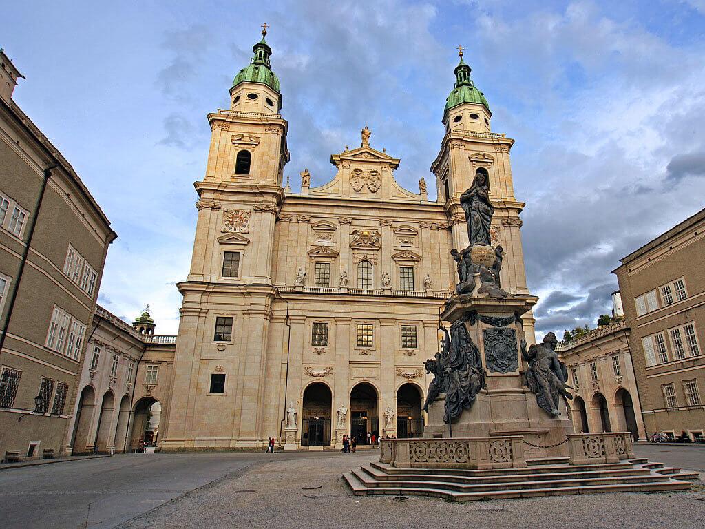 собор зальцбург