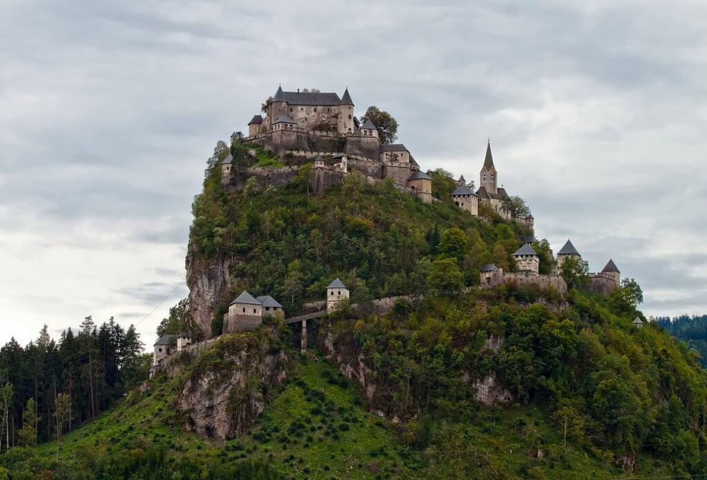 Замок Гохостервиц