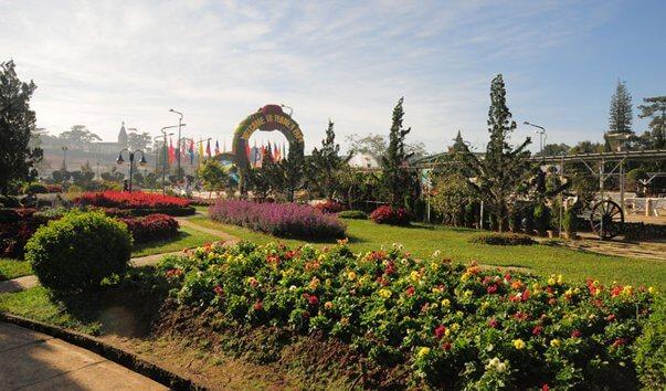 сад вьетнам