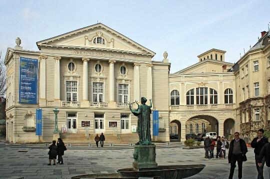 Баденский городской театр