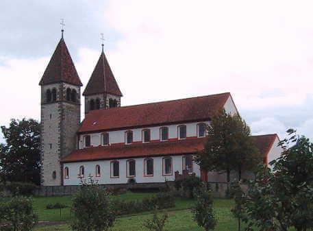 Монастырь Рейхенау