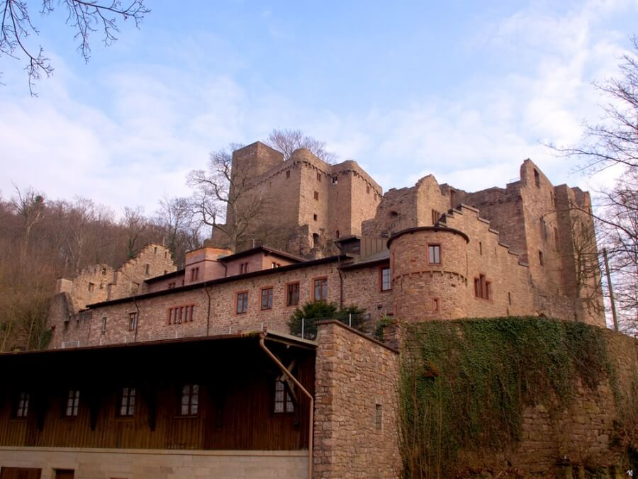 Замок Хоэнбаден