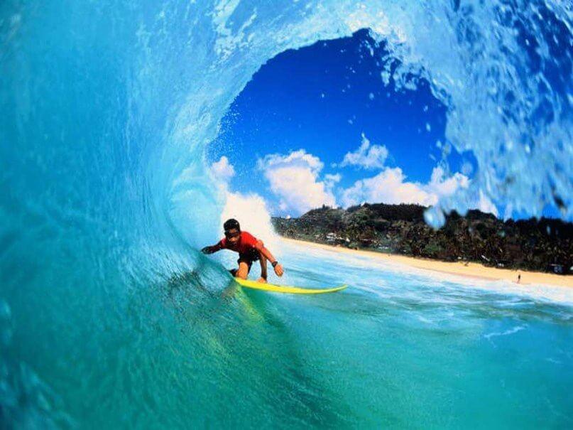 серфинг тай