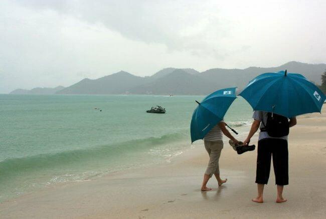 сезон в тайланде