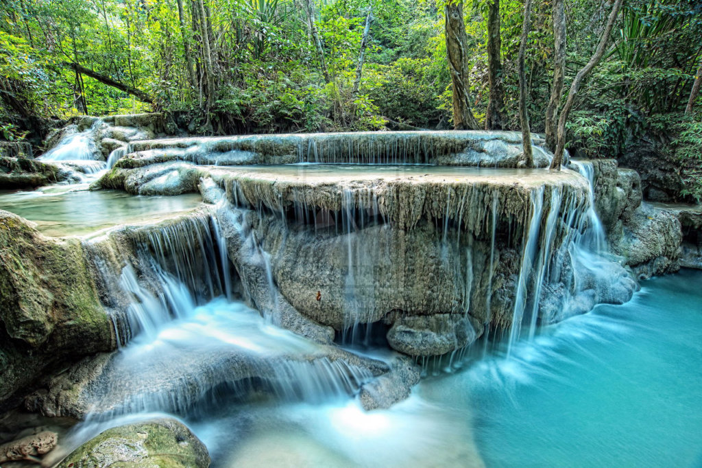 ереван водопад