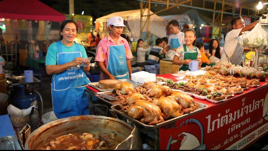 С какой валютой лучше ехать в таиланд