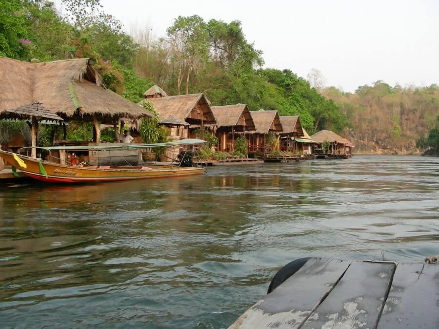 река квай тайланд