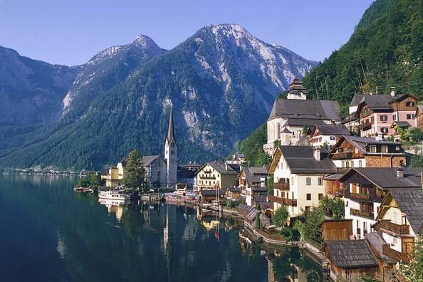 обьекты всемирного наследия австрия